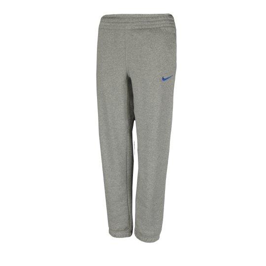 Брюки Nike N45 Bf Gfx Cuff Pant Yth - фото
