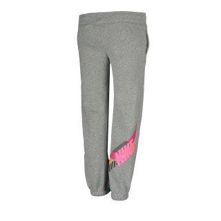 Брюки Nike N40 Bf Gfx Cuff Pant Yth - фото 2