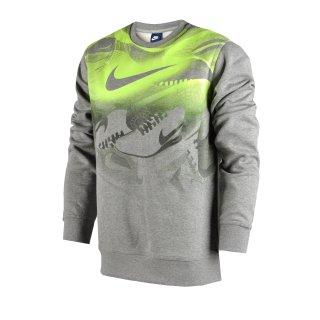 Кофта Nike Club Flc Crew-Sneaker - фото 1