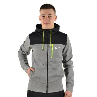 Кофта Nike Av15 Flc Fz Hoody - фото 4