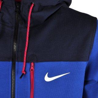 Кофта Nike Av15 Flc Fz Hoody - фото 3