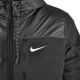 Кофта Nike Av15 Flc Fz Hdy-Winter - фото 3