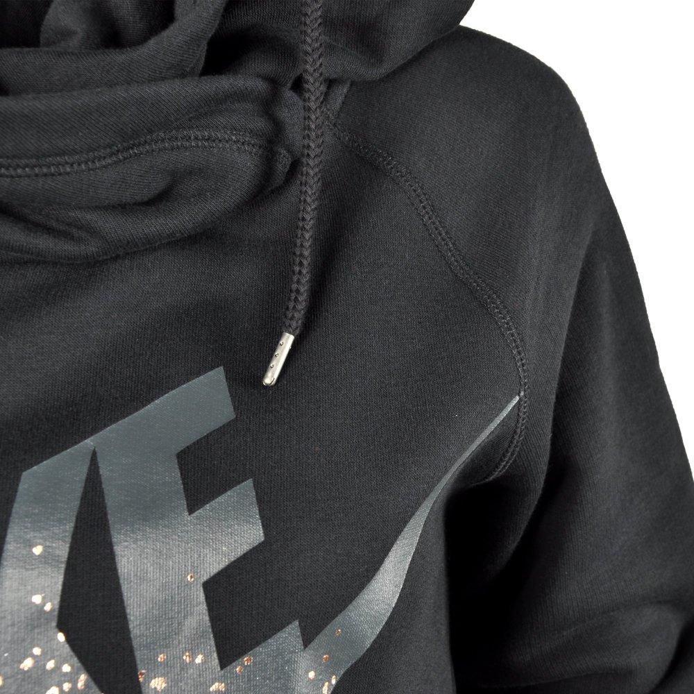 a12b15a303bb Кофта Nike Rally Funnel-Metal посмотреть в MEGASPORT 684135-010