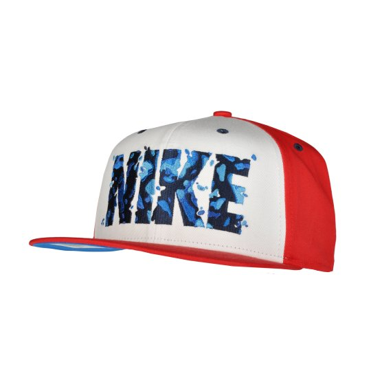 Кепка Nike Camo Spill Pro - Blue - фото