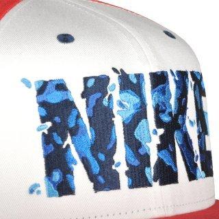 Кепка Nike Camo Spill Pro - Blue - фото 3