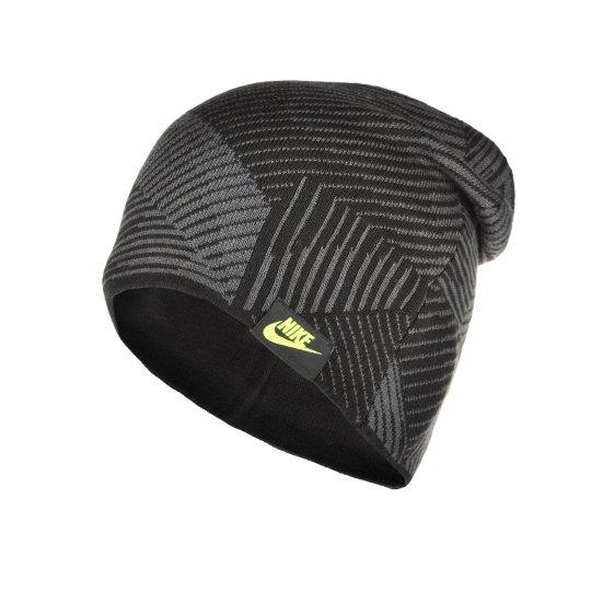 Шапка Nike Nsw Cuffed Beanie - фото