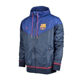 Куртка-ветровка Nike Fcb Auth Windrunner - фото 1