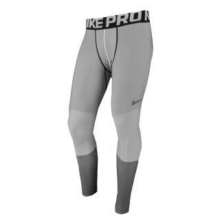 Лосины Nike Hyperwarm Df Mx Comp 5 Qtr Tgt - фото 1