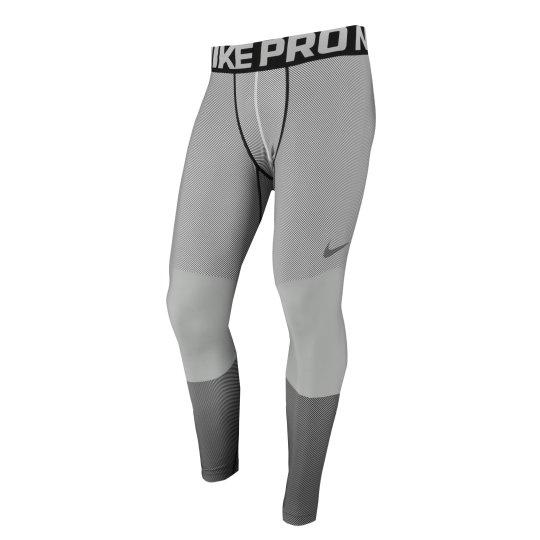 Лосины Nike Hyperwarm Df Mx Comp 5 Qtr Tgt - фото
