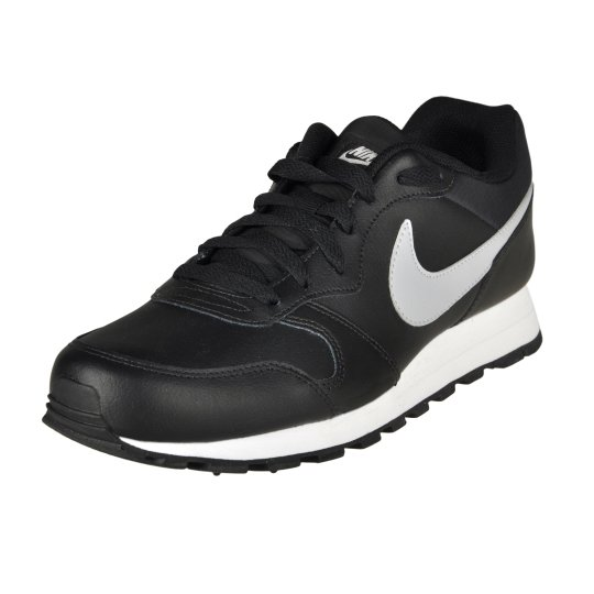 Кроссовки Nike Md Runner 2 Leather - фото