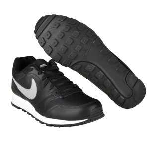 Кроссовки Nike Md Runner 2 Leather - фото 2