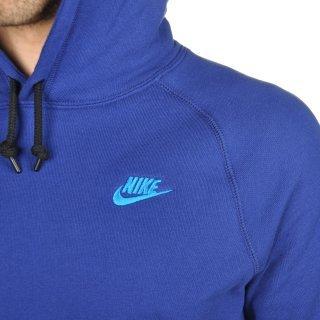 Кофта Nike Aw77 Hoody - фото 5