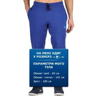 Брюки Nike Aw77 Ft Cuff Pant - фото 6