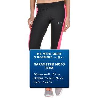 Лосины Nike Df Essential Capri - фото 6