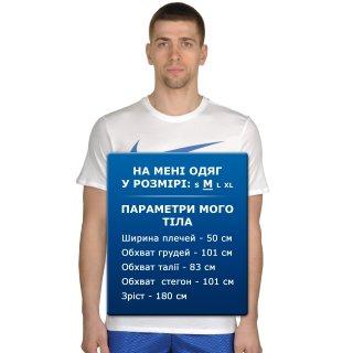 Футболка Nike Tee-New Jdi Swoosh - фото 5