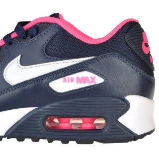 Кроссовки Nike Air Max 90 Mesh (Gs) - фото 6