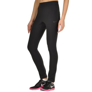 Лосины Nike Woven Tight Bliss - фото 2