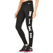 Леггинсы Nike Club Legging-Logo - фото