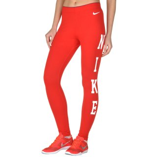 Леггинсы Nike Club Legging-Logo - фото 2