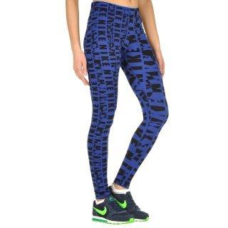 Леггинсы Nike Club Legging-Aop - фото 4