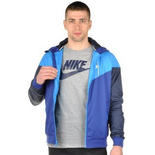 Куртка-ветровка Nike Windrunner - фото 5
