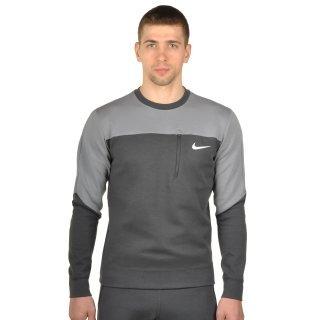 Кофта Nike Av15 Flc Crew - фото 1