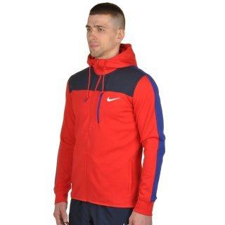 Кофта Nike Av15 Flc Fz Hdy - фото 2
