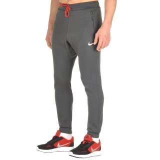 Брюки Nike Av15 Flc Cf Pnt-Cnvrsn - фото 2