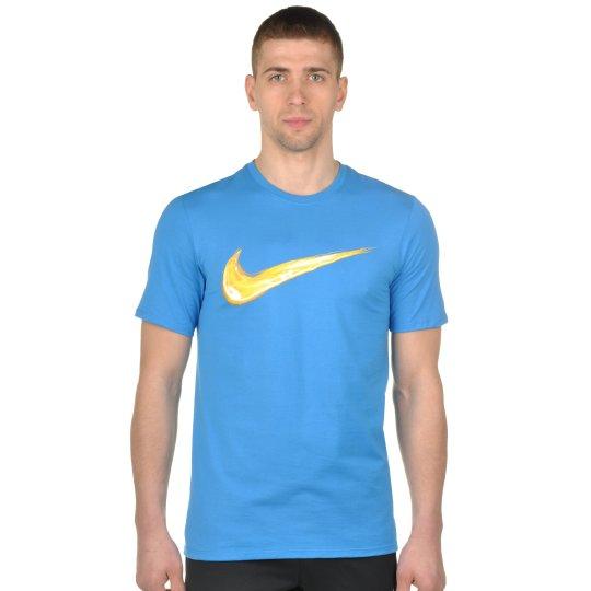 Футболка Nike Tee-Swoosh Streak - фото