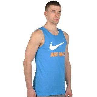 Майка Nike Tank-New Jdi Swoosh - фото 4