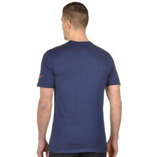 Футболка Nike Psg Crest Tee - фото 3