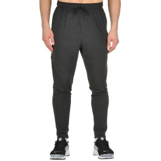 Брюки Nike Dri-Fit Training Fleece Pant - фото 1