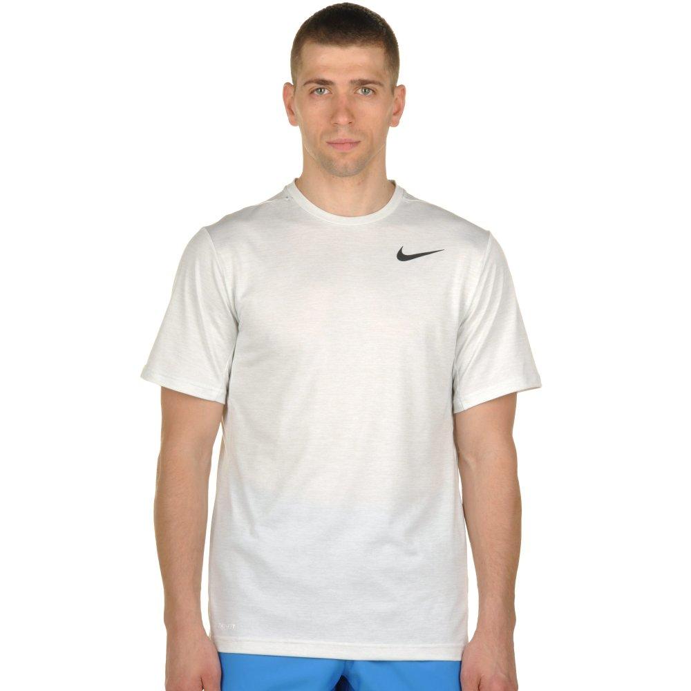 69761c32 футболка Nike Dri Fit Training Ss посмотреть в Megasport 742228 100