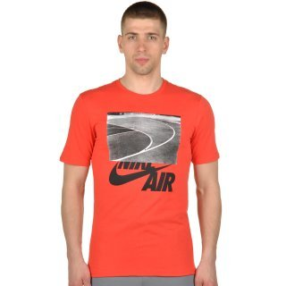 Футболка Nike Air Split Court Tee - фото 1