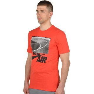Футболка Nike Air Split Court Tee - фото 2