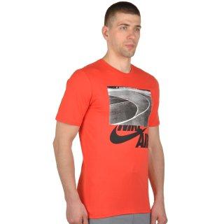 Футболка Nike Air Split Court Tee - фото 4