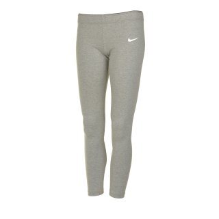 Леггинсы Nike Club Legging - Logo Yth - фото 1