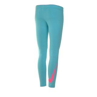Леггинсы Nike Club Legging - Logo Yth - фото 2