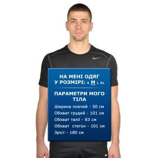 Футболка Nike Hypercool Fttd Ss Top - фото 6
