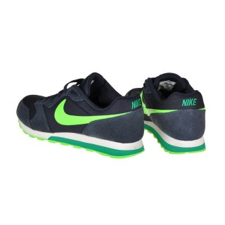 Кроссовки Nike Md Runner 2 (Gs) - фото 4