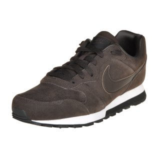 Кроссовки Nike Md Runner 2 Leather Prem - фото 1