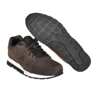 Кроссовки Nike Md Runner 2 Leather Prem - фото 3