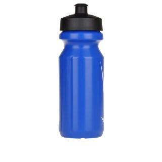 Бутылка Nike Big Mouth Water Bottle  Game Royal/White - фото 2