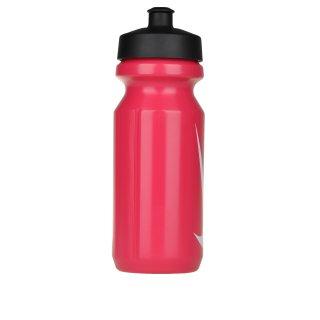 Бутылка Nike Big Mouth Water Bottle  Vivid Pink/White - фото 2