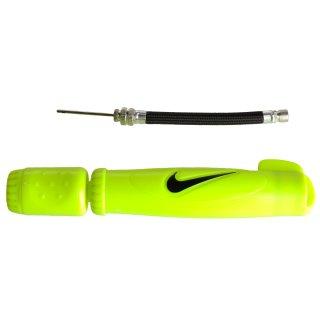Насос Nike Ball Pump Volt/Black - фото 2