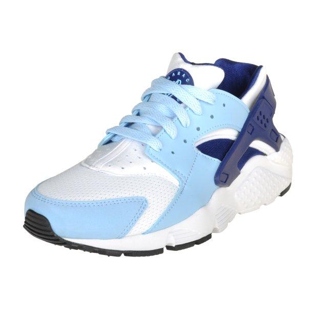 Кроссовки Nike Girls' Huarache Run (GS) Shoe - фото