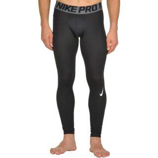 Брюки Nike Men's Pro Warm Tight - фото 1