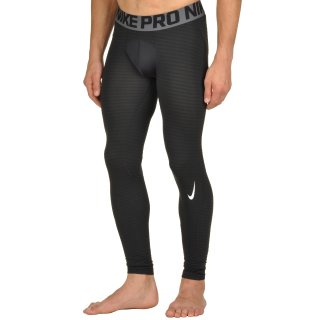 Брюки Nike Men's Pro Warm Tight - фото 2