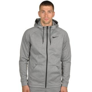 Кофта Nike Men's Therma Training Hoodie - фото 1