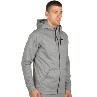 Кофта Nike Men's Therma Training Hoodie - фото 4